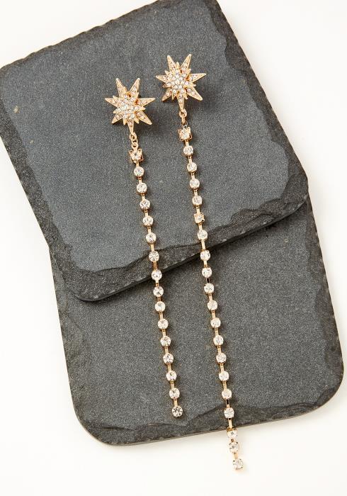 Iredell Drop Earrings