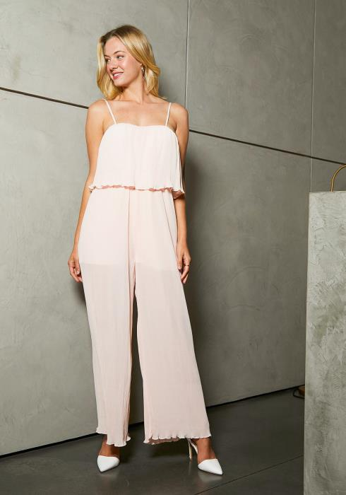 Tansy Dreamy Pastel Womens Jumpsuit