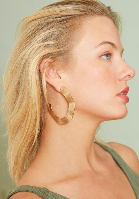 Baldwin Gold Earrings