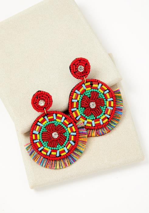 Village Ethnic Earrings