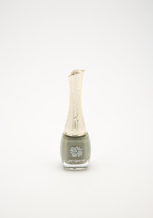 Peripera Modern Grey Nail Polish