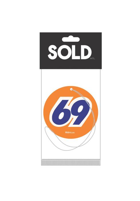 SOLD INTL 69 Air Freshener