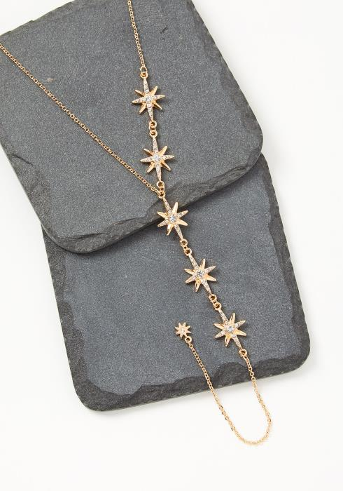 Starke Necklace Gold