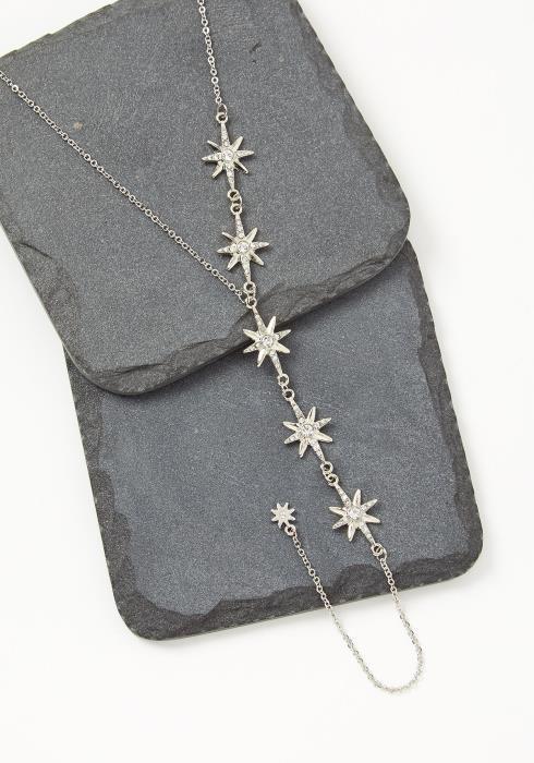 Starke Necklace Silver