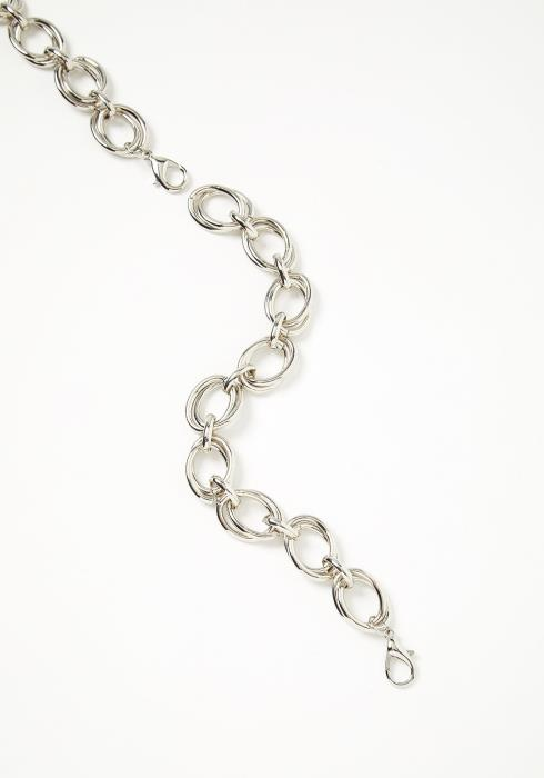 Oval Chain Belt Extension