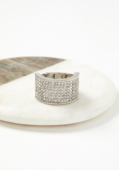 Iuka Adjustable Elastic Ring