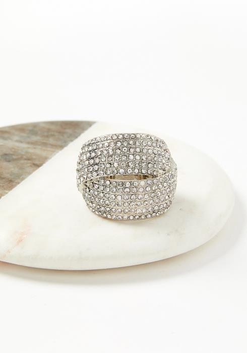 Adair Plus Size Customized Elastic Ring