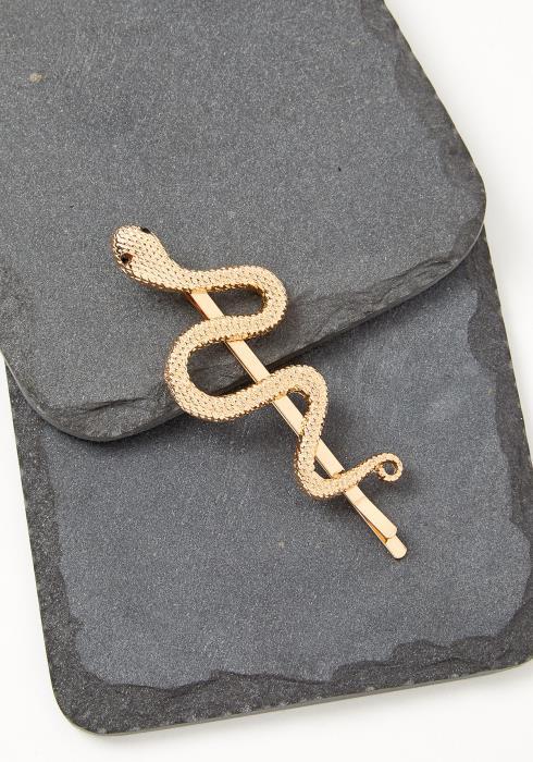 Mesic Snake Hair Pin
