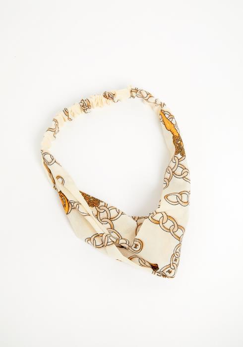 Shelly Scarf Elastic Headband