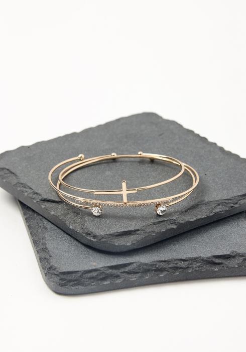 Loma Cuff Bracelet Set