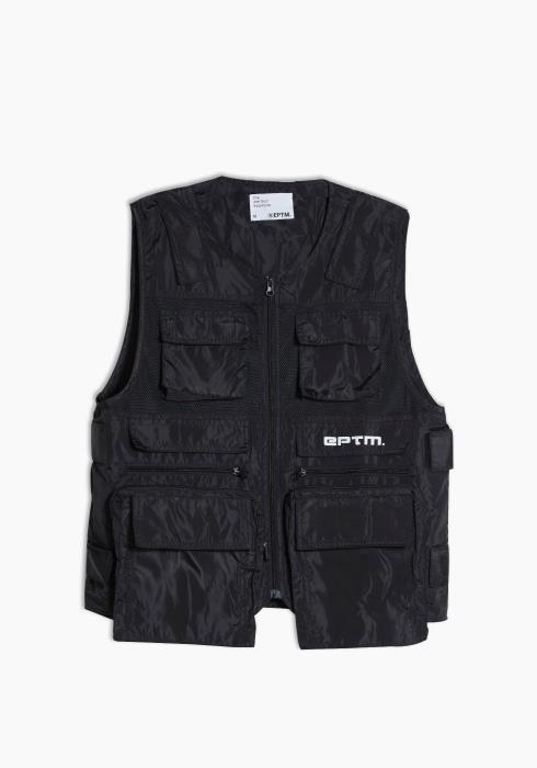 EPTM Ballistic Utile Vest in Black