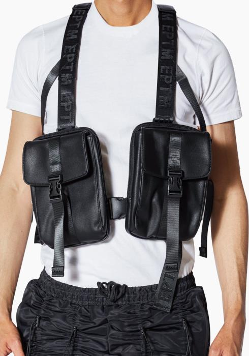 EPTM Harness Bag in Black