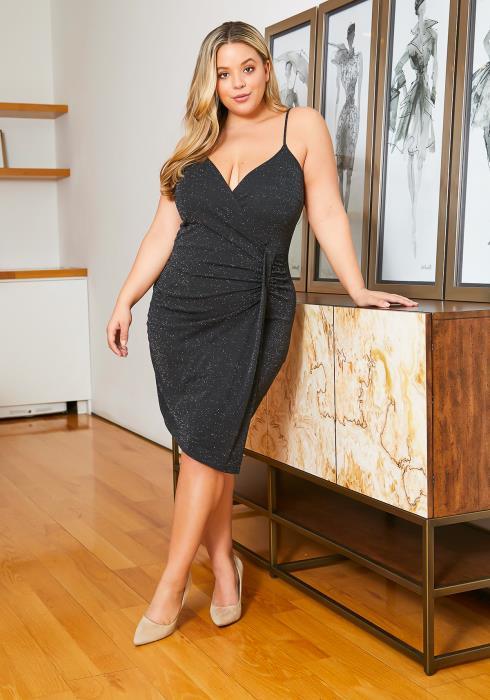 Plus Size Club Dresses   Asoph Inc