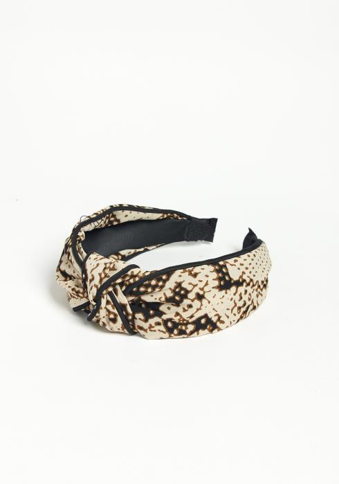 Asoph Twist Front Italy Headband