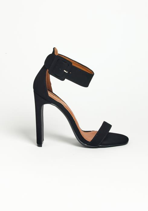 Asoph Precious Ankle Strap High Table Heels