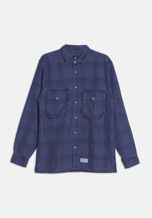 PUBLISH Indo Button Up