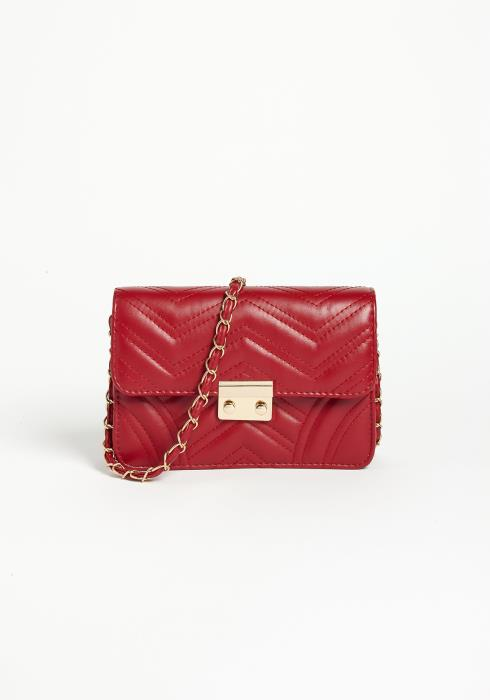 Asoph Square Envelope Crossbody Bag