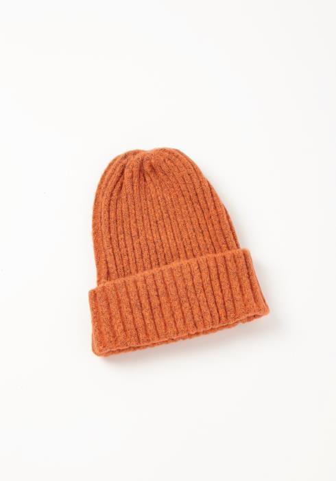 Asoph Basic Rib Knit Beanie