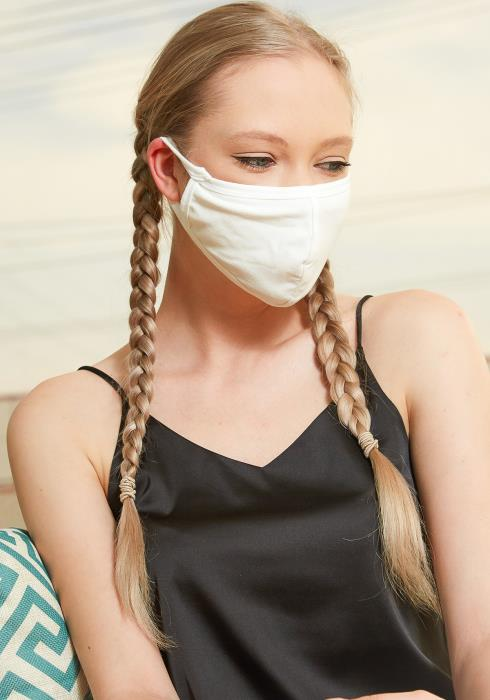Washable 100% Cotton Mask (3 pcs)