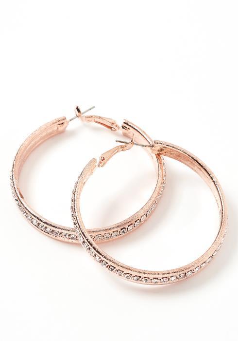 Orrick Cubic Hoop Earrings