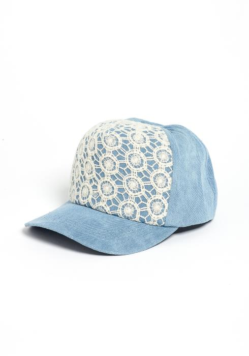 Ajo Lace Contrast Hat