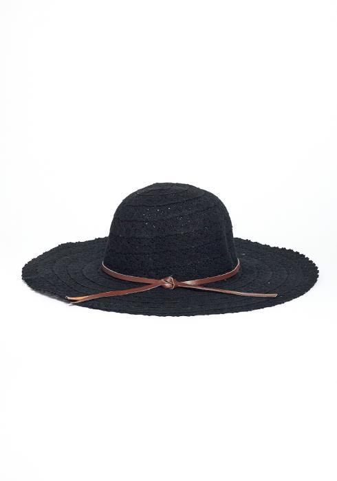 Camden Lace Crochet Hat