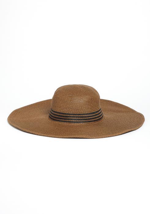 Littleton Tan Straw Hat