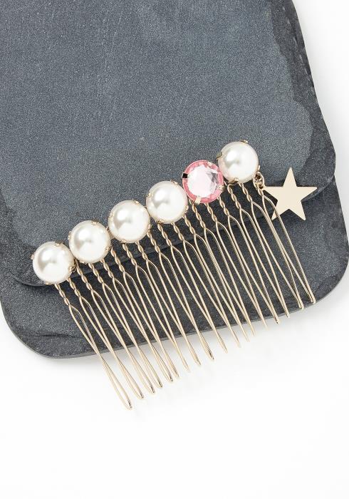 Wilsall Pearl Hair Pin