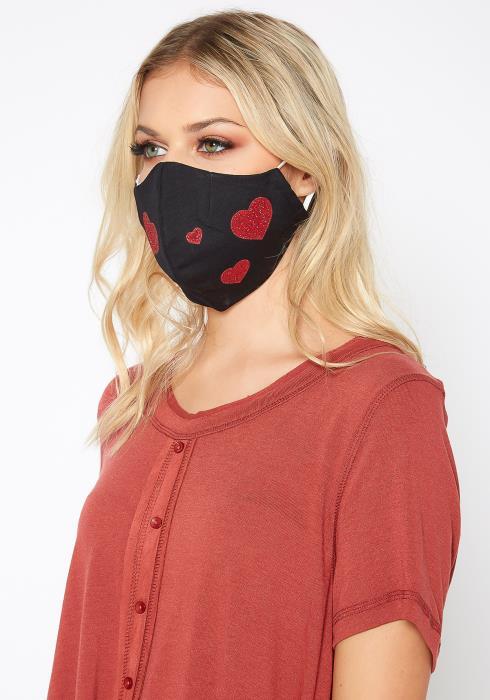 Dearest Lover Filter Insert Face Mask