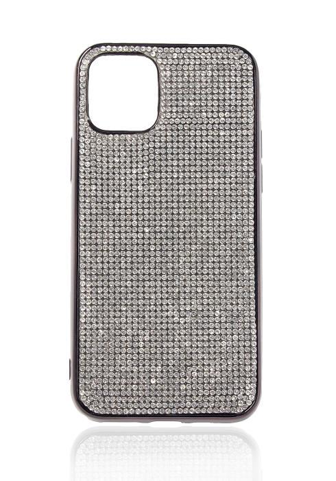 Crystal Mete Iphone 11 Pro Case