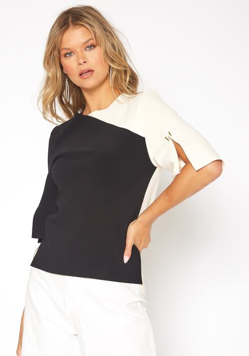 NDS Color Block Top