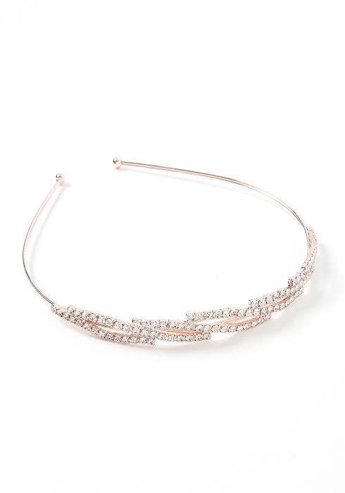 Hannah Diamond Braid Detailed Headband