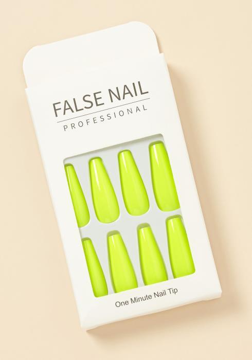 Professional One Minute False Nail Set