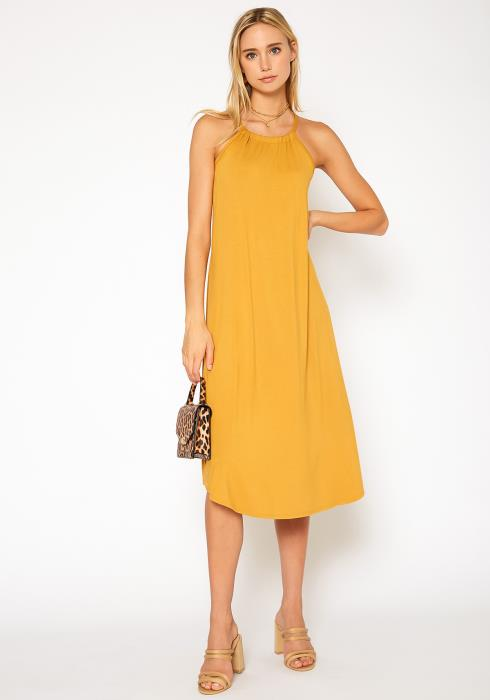 Bellatrix Basic Cami Midi Dress