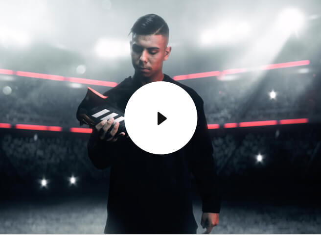 A social media video for Adidas that was created by one of our production company partners.