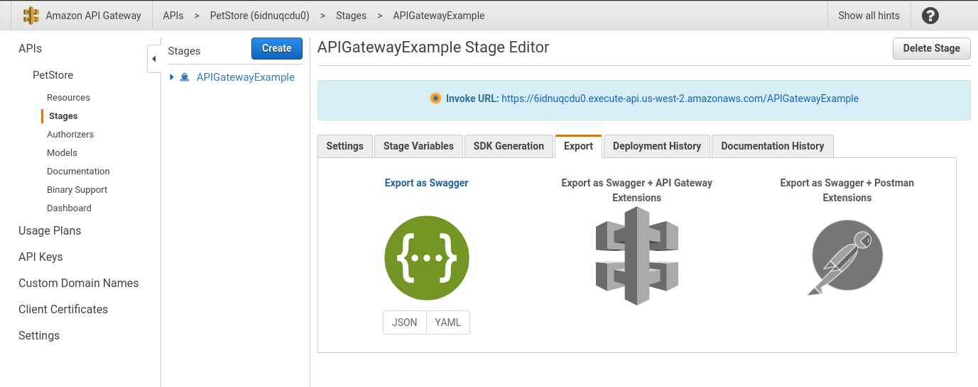 Test and monitor your API Gateway endpoints with Assertible : Assertible