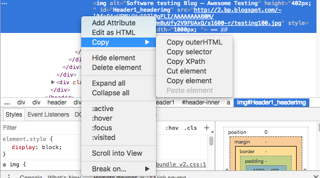New feature: XPath assertion for XML and HTML : Assertible