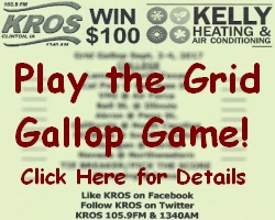 Grid Gallop Game