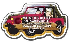 Muncks Auto Sales & Service