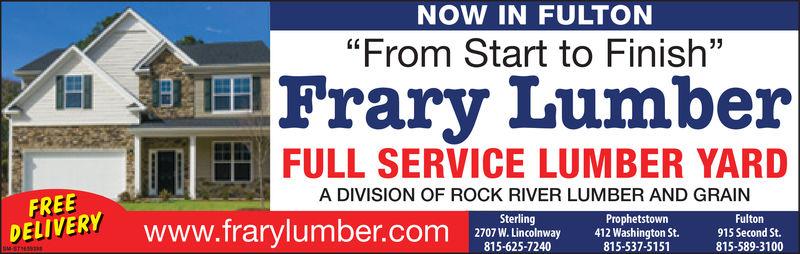 Frary Lumber