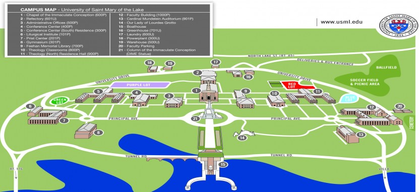 University Of St Mary >> University Of Saint Mary Of The Lake Overview Plexuss Com
