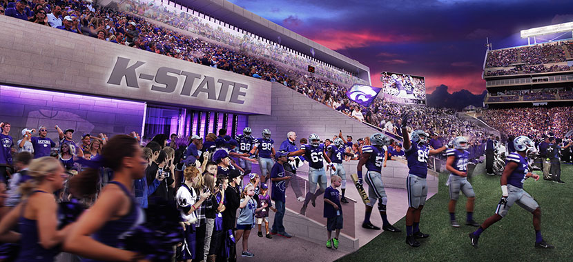 Checkout this video of Kansas State University