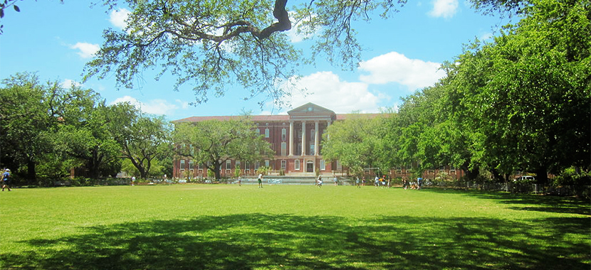 Watch a video of Tulane University of Louisiana