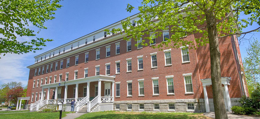 Watch a video of Bates College