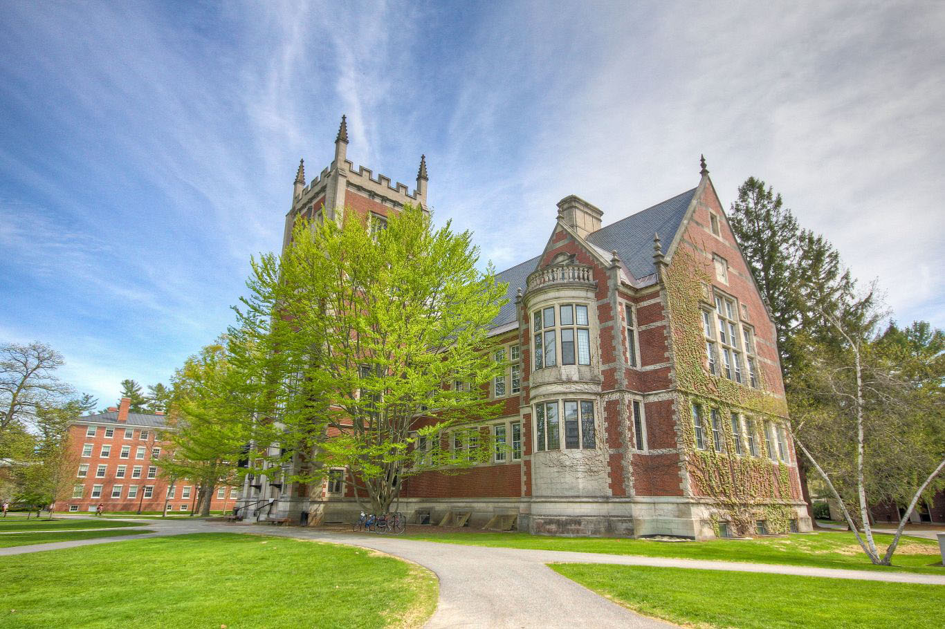 Checkout this video of Bowdoin College