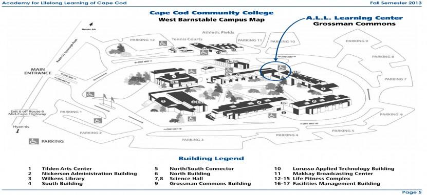 Suffolk Community College Grant Campus Map.Cape Cod Community College Overview Plexuss Com