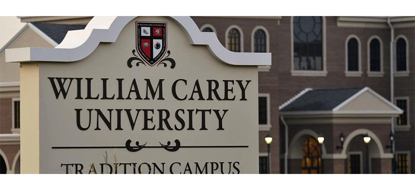 Checkout this video of William Carey University