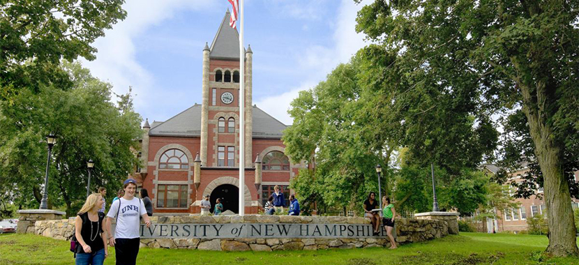 Checkout this video of University of New Hampshire-Main Campus