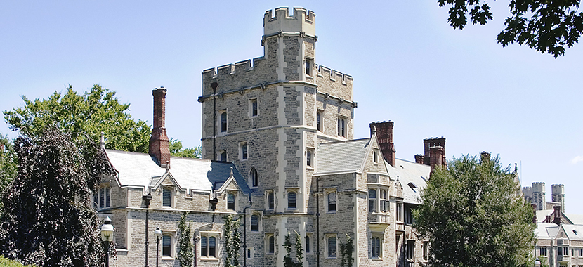 Watch a video of Princeton University