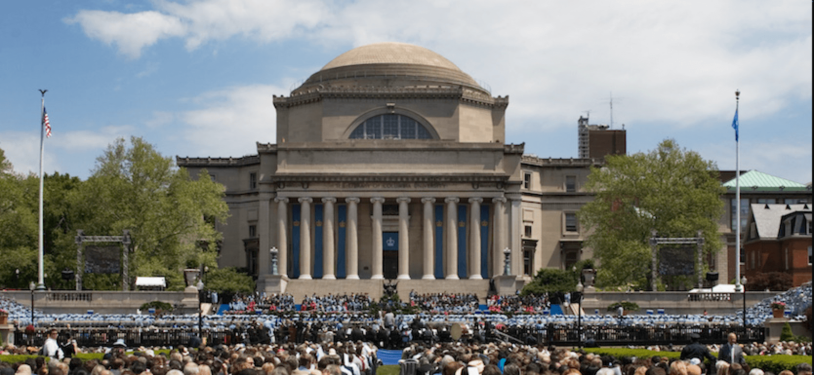 Explore Columbia University in the City of New York